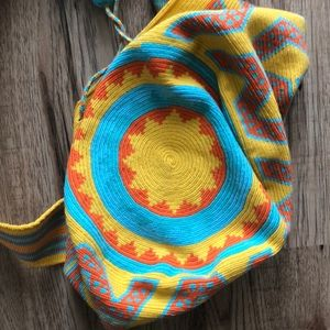 Bags - NEW! Authentic Colombian 🇨🇴 Handwoven Bag